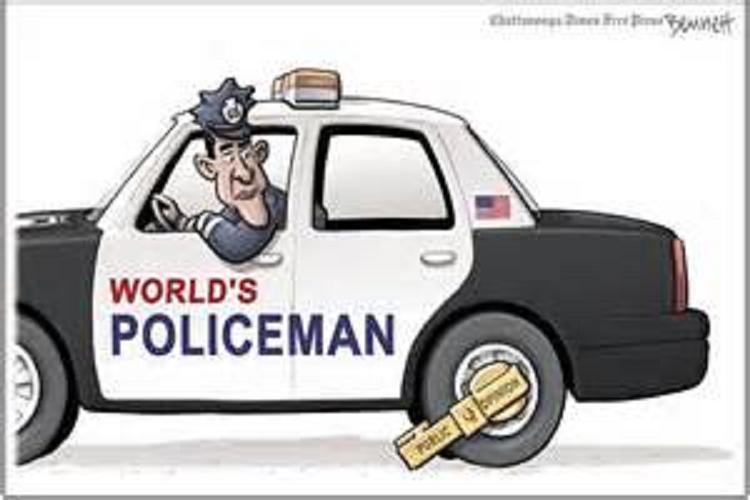 WORLD POLICEMAN 1